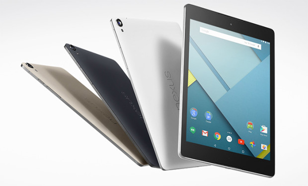 Novo Tablet Nexus 9 da HTC