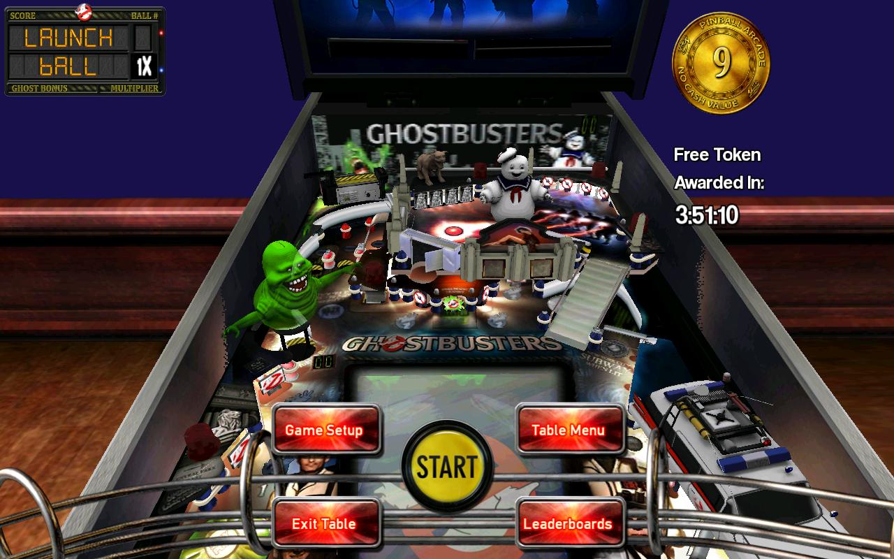 A fairsight studios lan a uma mesa de pinball dos ca a for Pinball de mesa