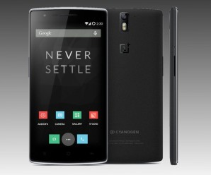 OnePlus One recebe o Android Lollipop