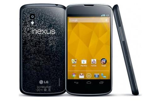 É possível ativar o LTE no Google Nexus 4