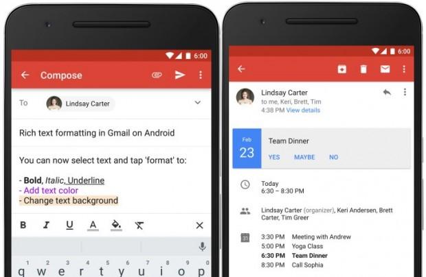 Gmail V6.0